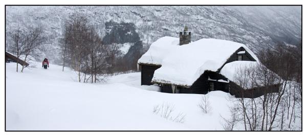 Roldal, Norway by digichromeed