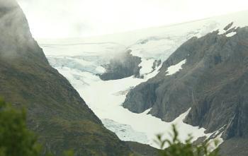 Misty Glacier