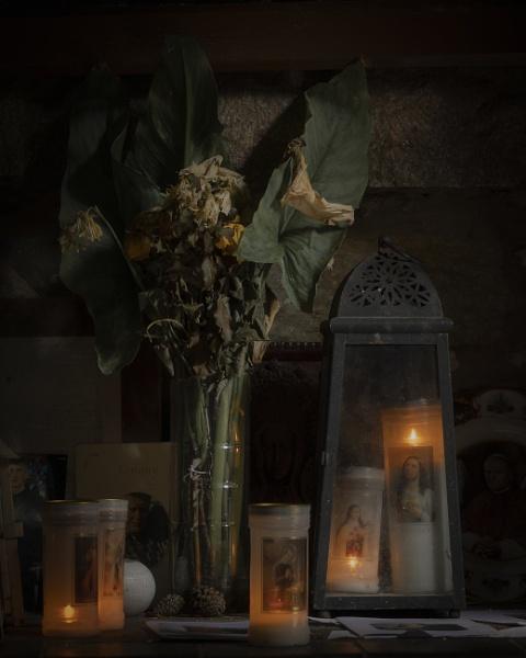 Shrine by JelFish