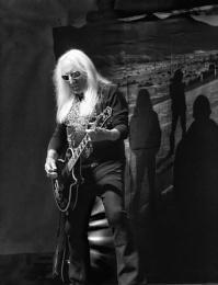 Mick Box...Uriah Heep.
