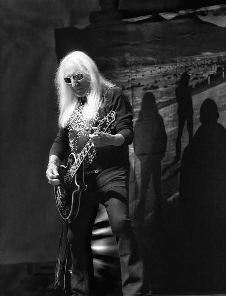 Mick Box...Uriah Heep. by Buffalo_Tom