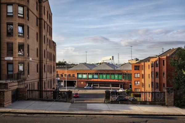 Glasgow, Cowcaddens by AndrewAlbert