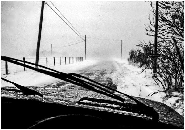 Winter Journey by mac