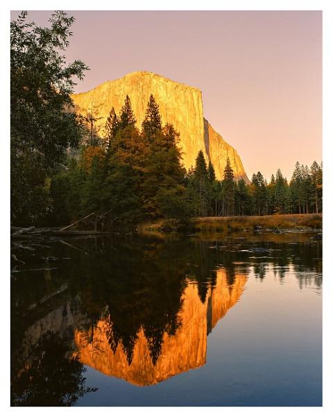 Yosemite Sunset by happysnapper