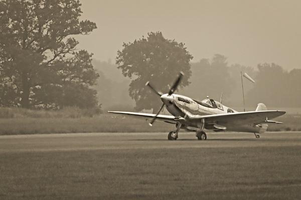 Spitfire. The longest Flight by johnke