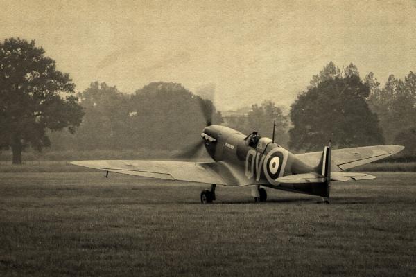 Shot down at Dunkirk by johnke