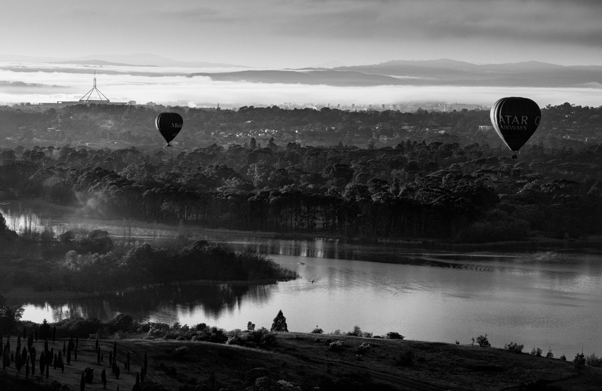 A Bird's Eye View, Canberra