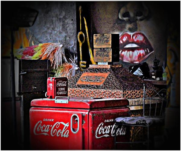 Lip Smackin\' Coca Colaaaaa. by ZenTony