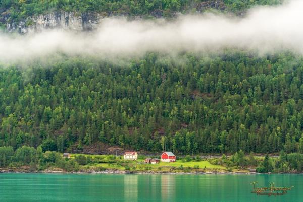 Early Morning Innvikfjorden by IainHamer