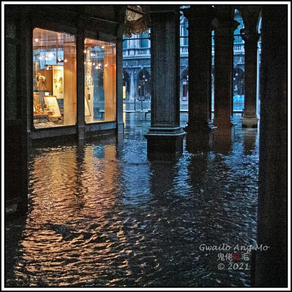 ItÂ's wet underfoot (1 of 2) by GwailoAngMo