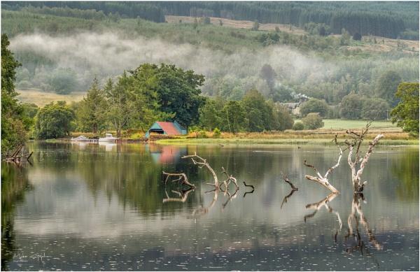 River Dochart, Killin by Mstphoto