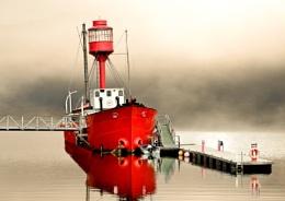 Red Lightboat