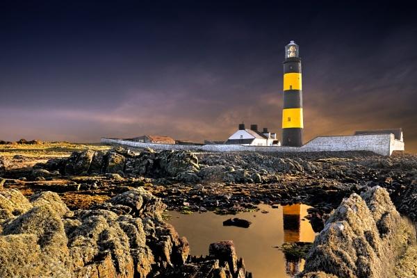 St. John\'s Lighthouse by SamCampbell
