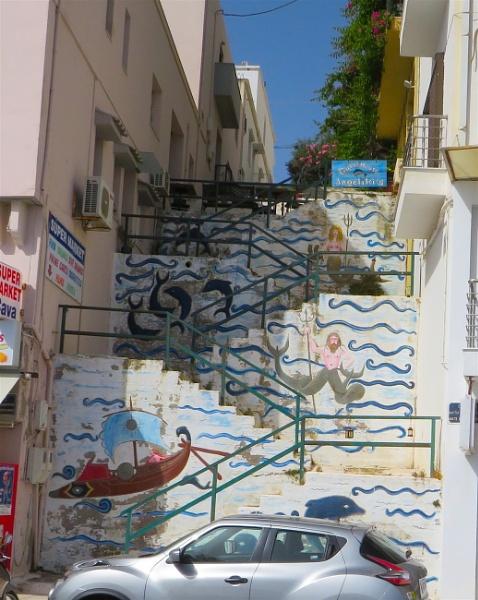 Mural by ddolfelin