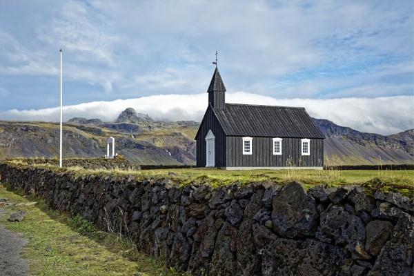 Budir Church by pdunstan_Greymoon