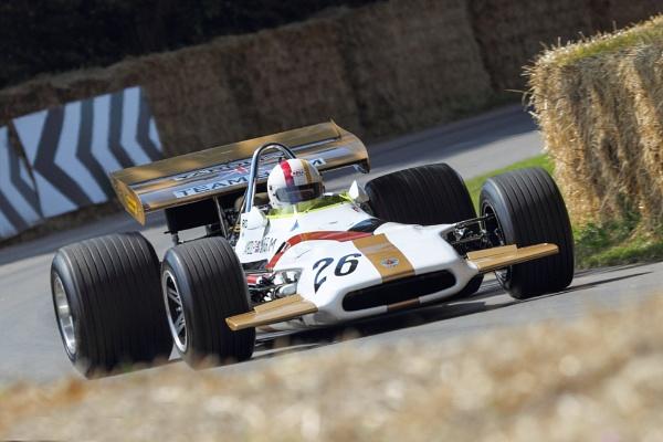 Yardley team BRM F1 by rickie