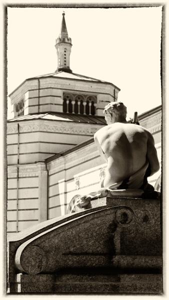 Cimitero Monumentale Milano ( incl. V1 & V2) by EveLine1