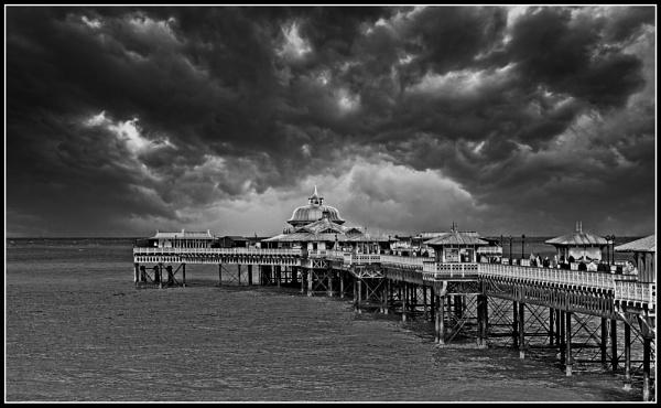 Welsh storm by BiffoClick