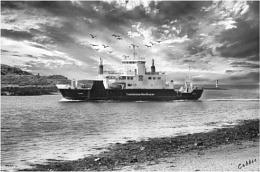 Oban Ferry Mono