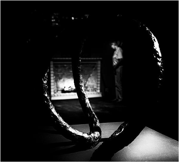 The fireplace by saltireblue