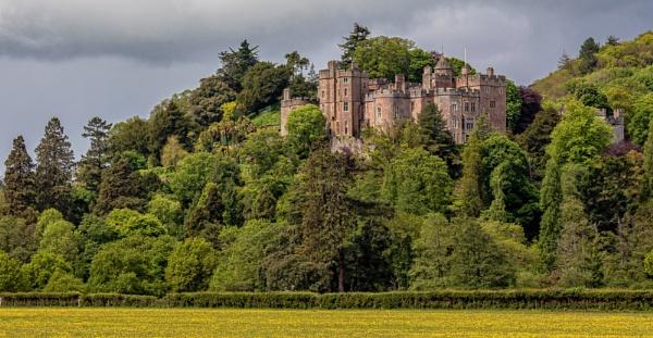 Dunster Castle by DicksPics