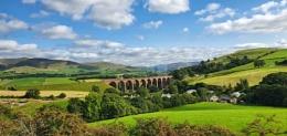 Mosedale viaduct