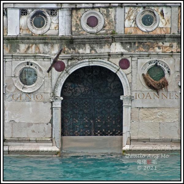 Palazzo Dario by GwailoAngMo