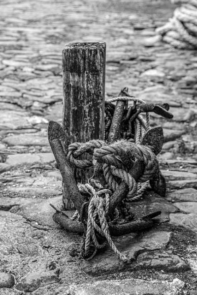 Anchor by blrphotos