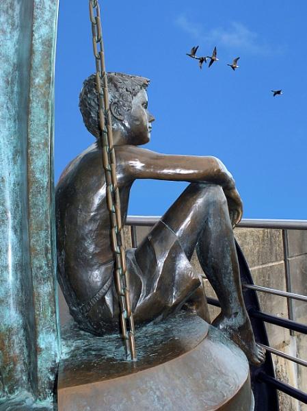 The Portsmouth Boy by pamelajean
