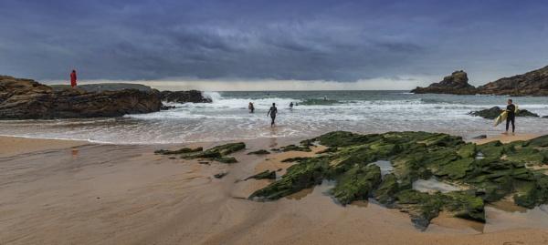 Trevone Cornwall by TomSaetan