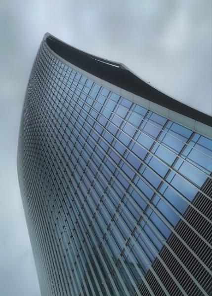 Sky Gardens  Building London by StevenBest