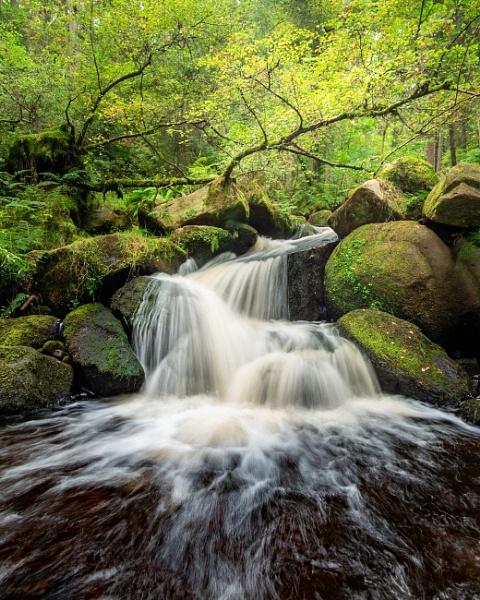 Wyming falls by soulsharer