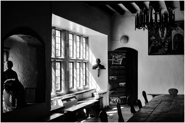 The Priory - window light by Nikonuser1
