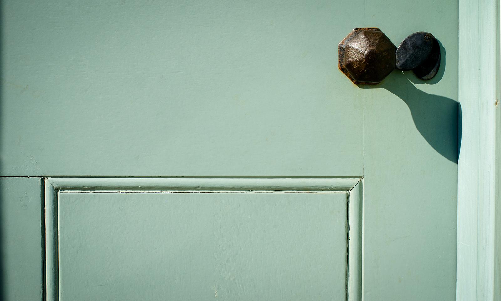 The  ( almost )  Green Door