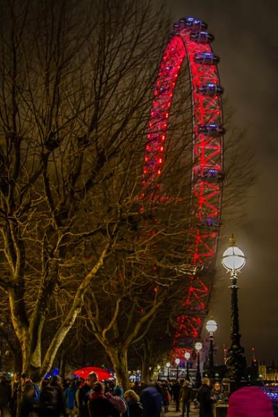 London Eye by RonDM