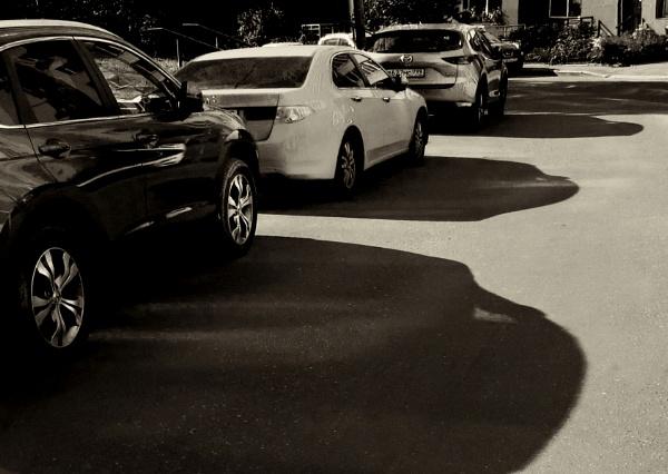 driveway shadows by leo_nid