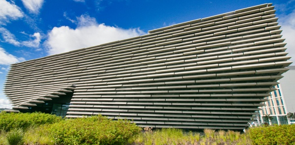 The V&A Dundee. Scotland by Adrian57