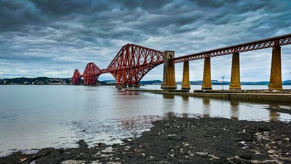 Forth Bridge by airfreq