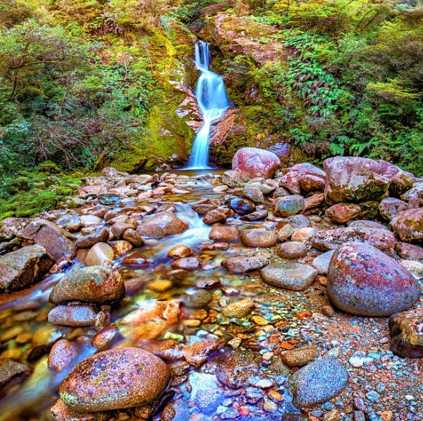 Dorothy Falls by capturingthelight