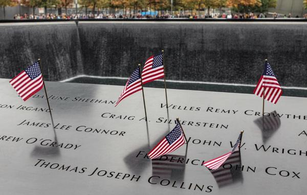 Ground Zero Memorial by DicksPics
