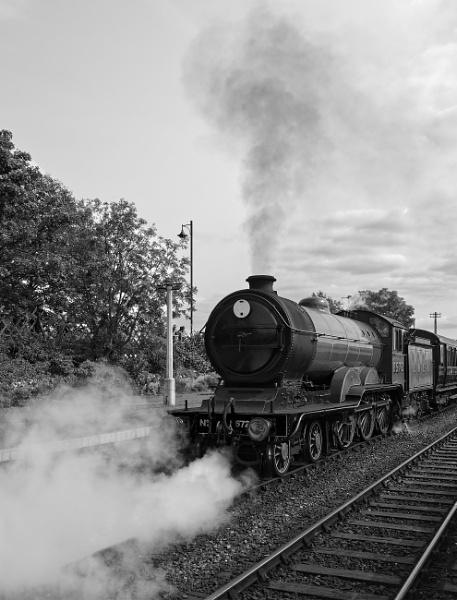 Sheringham railway by pdunstan_Greymoon