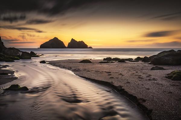 Serene Sunset by Trevhas