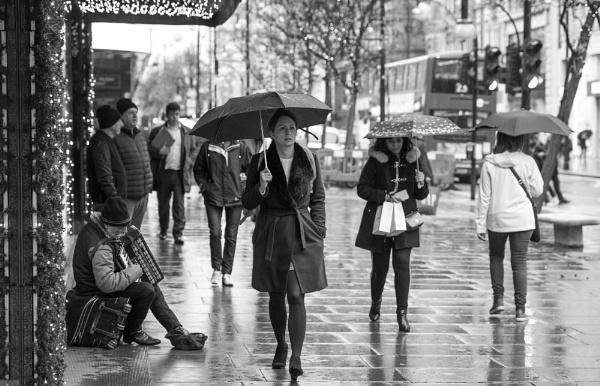 Rain - 2 by nellacphoto