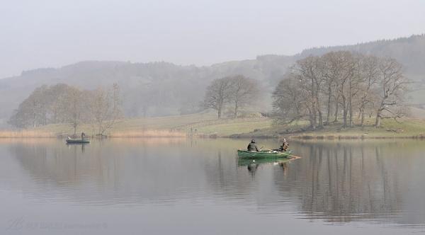 Gone Fishin by Alffoto