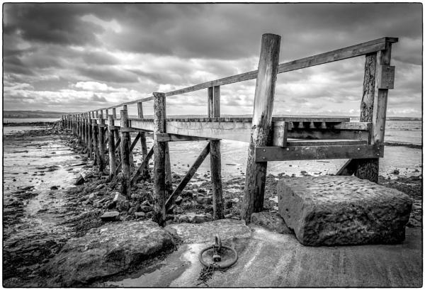 The Old Pier by Billdad