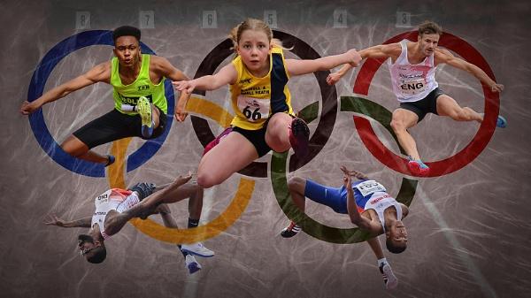 Olympic Hopefuls by ALAN5
