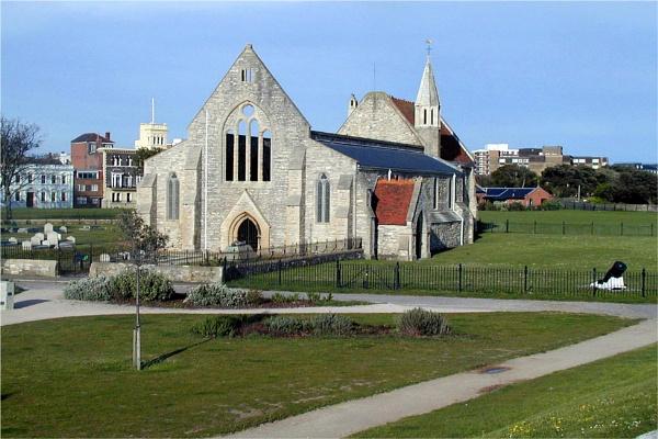 Garrison Church by blrphotos