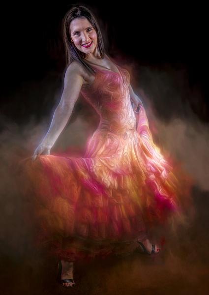 NATALIE DANCING by gentry3951
