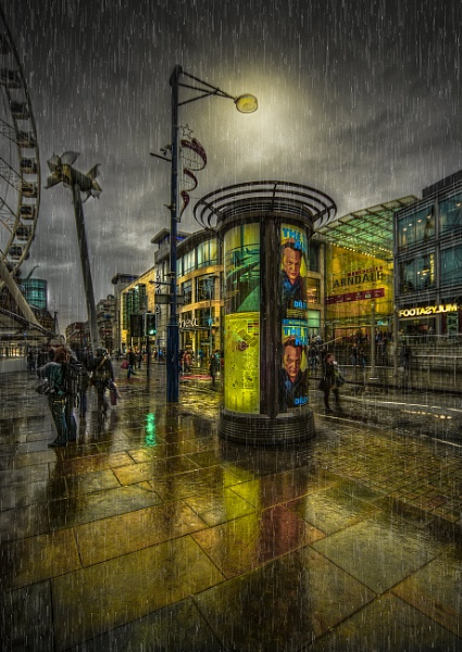 ONE DAY SUN, THE NEXT RAIN. THAT\'S ENGLAND by gentry3951