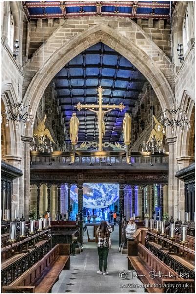 Wakefield Cathedral 3 by TrevBatWCC